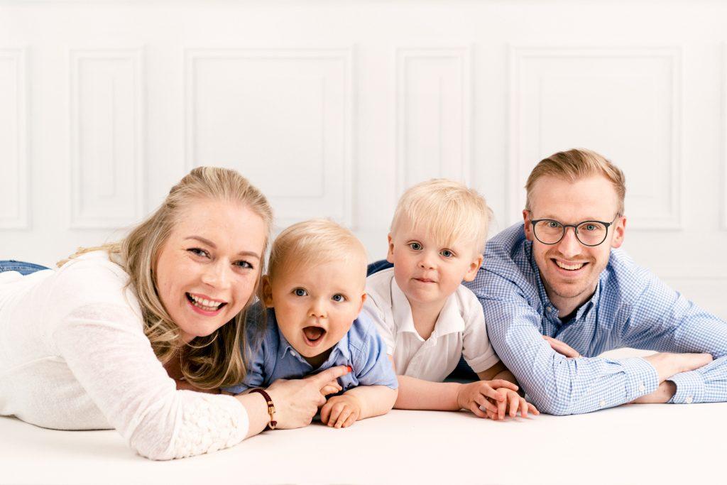 Familien Shooting Hamburg