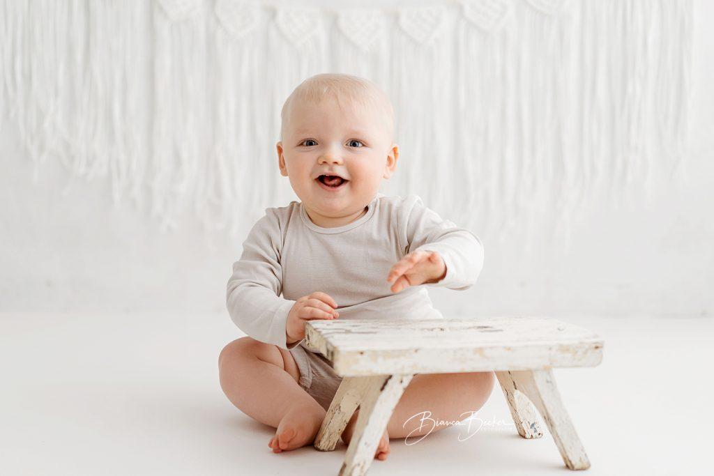 Babyshooting 10 Monate